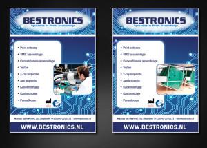 Advertentie ontwerp Bestronics