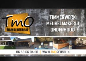 Ontwerp banner TMO REUSEL
