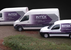 Autoreclame INTEX