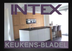 Ontwerp reclamebord Intex