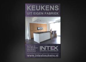 Advertentie ontwerp INTEX