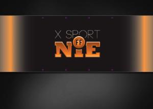 Ontwerp banner X-SPORT FF NIE