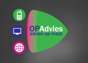 Logo ontwerp OP ADVIES
