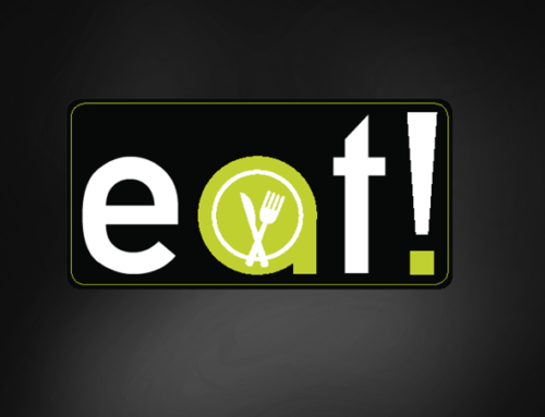 Ontwerp logo EAT!