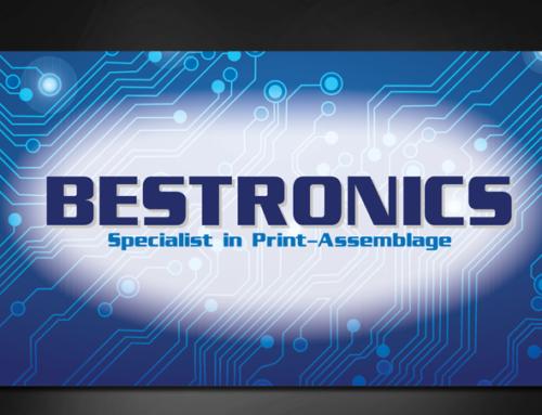 Ontwerp banner Bestronics