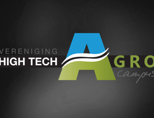 Ontwerp logo Vereniging High Tech Agro Campus