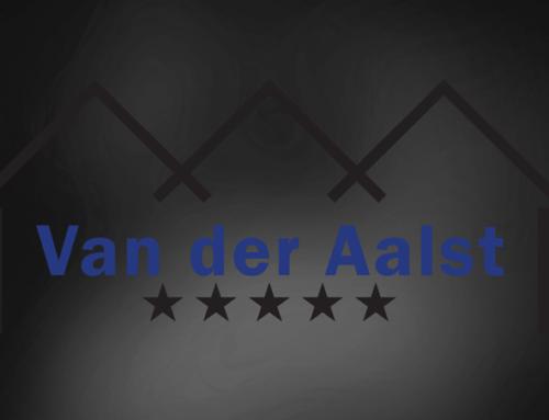 Ontwerp logo Van der Aalst