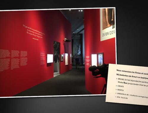 Grafisch werk museum Bruns