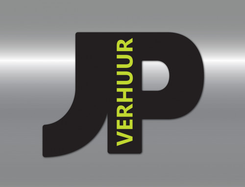 Ontwerp logo JP Verhuur