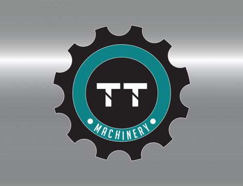 Ontwerp logo TT Machinery