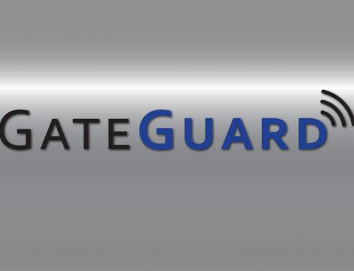 Ontwerp logo GateGuard