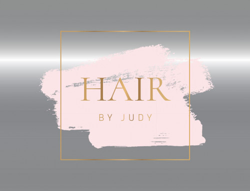 Ontwerp logo HAIR by Judy